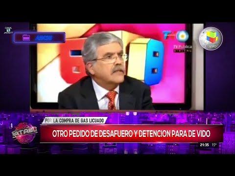 """""""Intratables"""" con Santiago del Moro (Parte 1 HD) - 19/10/17"""