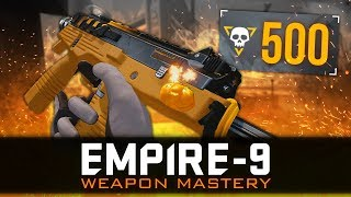Dirty Bomb | Weapon Mastery - Empire-9 Gameplay