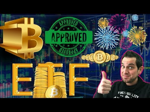 🚀 First Bitcoin ETF APPROVED!!! What Happens Next? $BTC to $