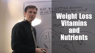 Vitamins and Nutrients for Weight Loss