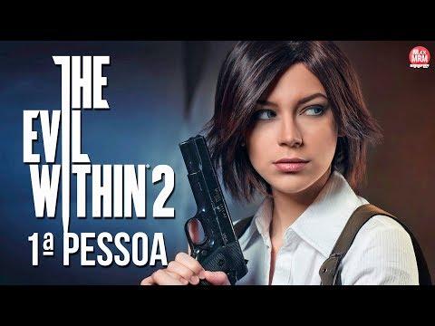 THE EVIL WITHIN 2 - EM PRIMEIRA PESSOA | JOGO COMPLETO | Parte 3/3 (PT-BR)