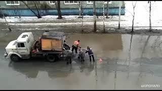 Новые технологии укладки асфальта в России
