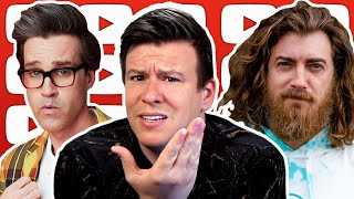HOLY WOW! Good Mythical Morning Just Exposed A Lot! Seth Rogen Backlash, San Jose, & Today's News