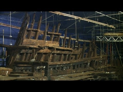 Treasures from England's Mary Rose ship resurface