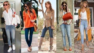 Moda 2020 2021 Como Combinar Pantalones Jeans De Moda En Tendencia 2020 2021 Fashion Love Youtube