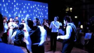Jabbawockeez Wedding Dance - Francis & Bianca's Wedding