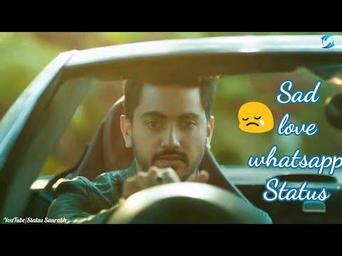 Tere dar par sanam chale aaye || Sad love 😢😢💗 whatsapp status || Naamkaran || Avneil thumbnail