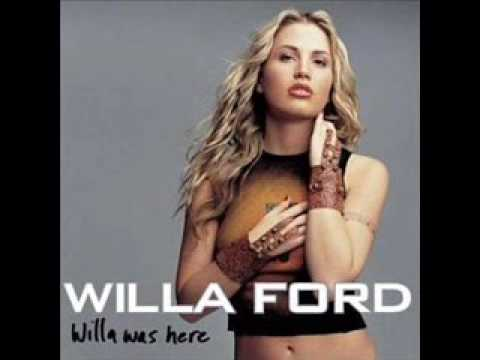 Willa Ford - All The Right Moves