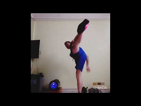 Download Introductory Work Out. Martial Arts Dance.   Ray Aerobic Martial Arts.