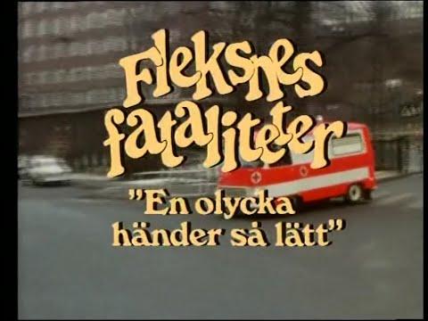 Fleksnes - 6 Hela Avsnitt - Svensk Text