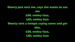 lol smiley face lyrics