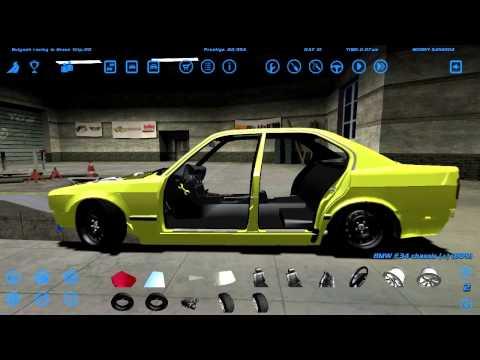 Street Legal Racing Redline - Строим первый дрифт-корч