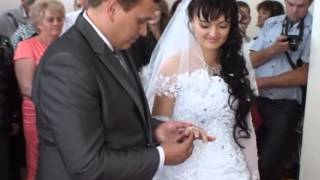 Видеоклип свадебный. Васищево, Харьковская обл. 2012 год.