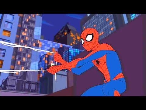 Marvel | Человек паук 2017 | сезон 1 серия 25 - Хобгоблин. Часть 1