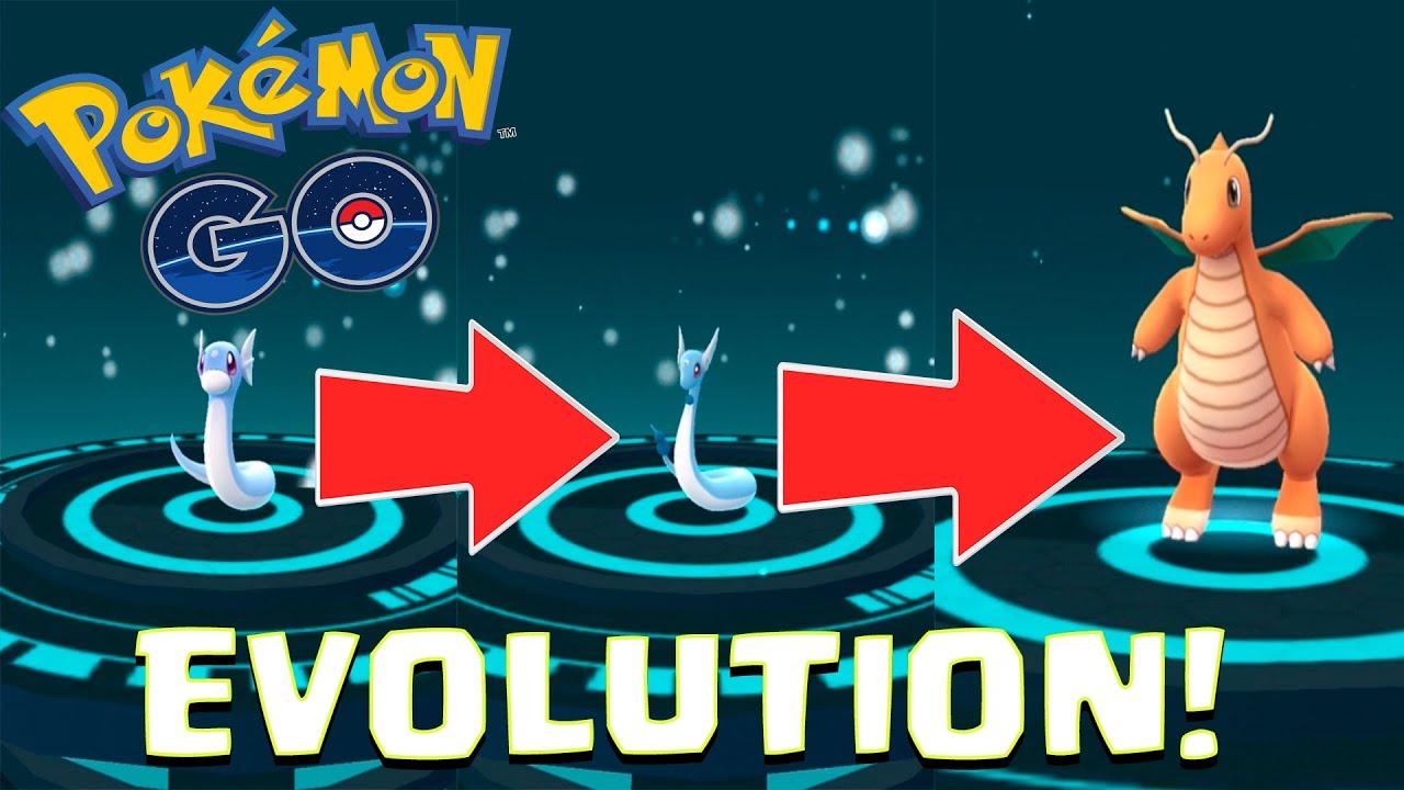 Dratini Evolution Chart