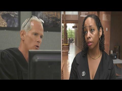 Defense Attorney Refuse To Remove #BlackLivesMatter Pin In Court Despite Judge's Order
