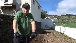 COMO CAVAR TERRA SEM USAR ENXADA by Manuel Bettencourt -TV