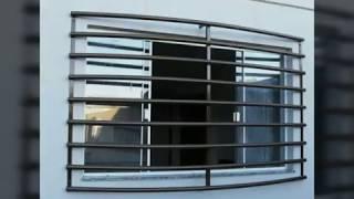 Latest window grill designs(part-15)