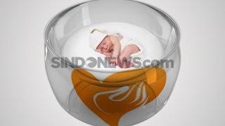 Bayi 3 Bulan Dianiaya Ayah Kandung