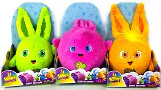 COLLECTION OF SUNNY BUNNIES WITH BUNNY BLAST PLAYSET AND OTHERS