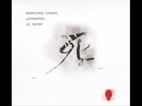 LAMBWOOL -Tokyo 4:AM
