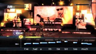 (HD) Karaoke Revolution - Wii E3 Trailer