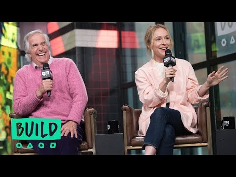 """Henry Winkler & Sarah Goldberg Discuss HBO's """"Barry"""""""