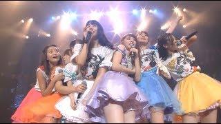 PASSPO☆として本当のホントのほんとに最後の曲 ~ 終演まで 2018.9.22「...
