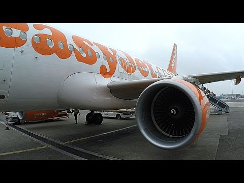 Flight Report | easyJet Airbus A319 Amsterdam to London Luton