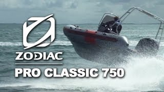 Zodiac Pro Classic 750 | Rigid Inflatable Boats (RIB)