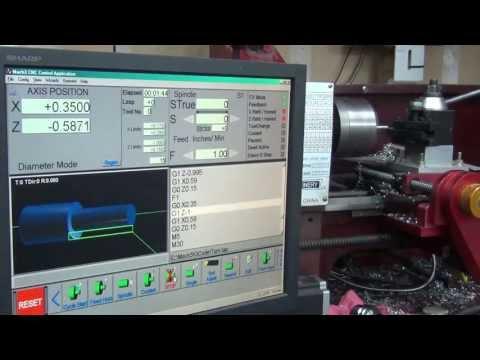 Modbus Communication Setting for Siemens S7-200 PLC and Mach3 CNC