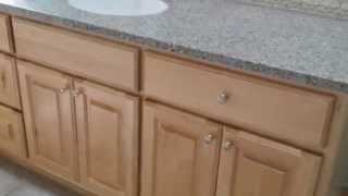 Refinishing Maple Bathroom Cabinets By Timeless Arts Refinishing