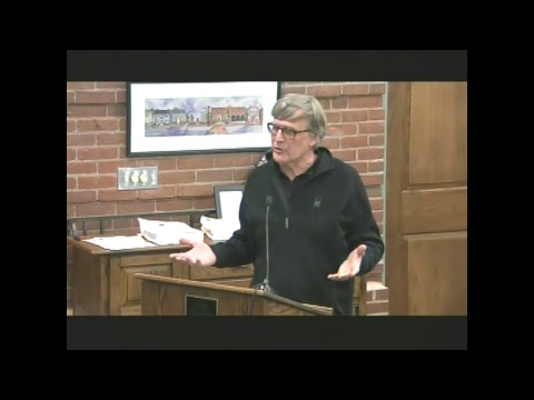 North Andover Planning Board Meeting