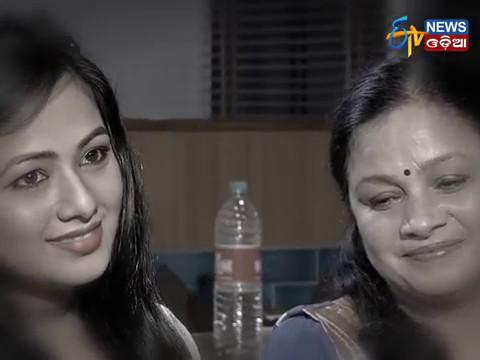 Kathare Kathare with Actress Archita Sahu - Etv News Odia