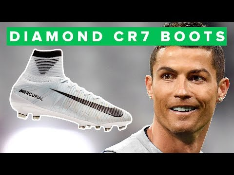 d94fb11a896cb NEW NIKE CR7 BOOTS | Mercurial Superfly 5 Chapter 5 Cut to Brilliance -  YouTube