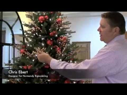 how to add floral picks to your christmas tree - Decorative Picks For Christmas Trees