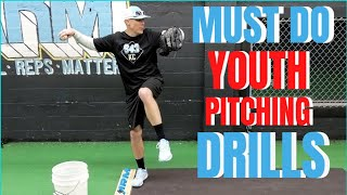 Must Do Youth Basęball Pitching Drills For Beginner Pitchers