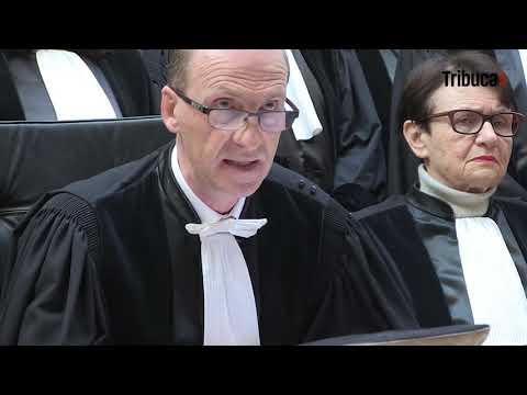 Rentrée solennelle pour le Tribunal de commerce de Nice