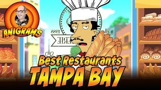 Best Restaurants Tampa Bay   Animated Ad