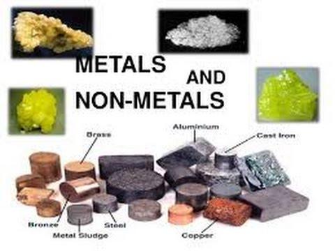 List  Properties Of Non Metals