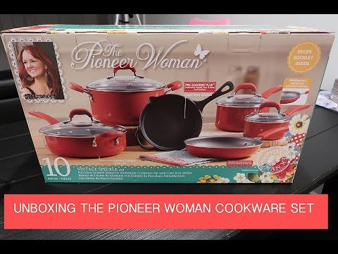 What vintage english cookware with