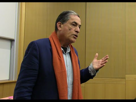 Gideon Levy's Brandeis Talk (complete)