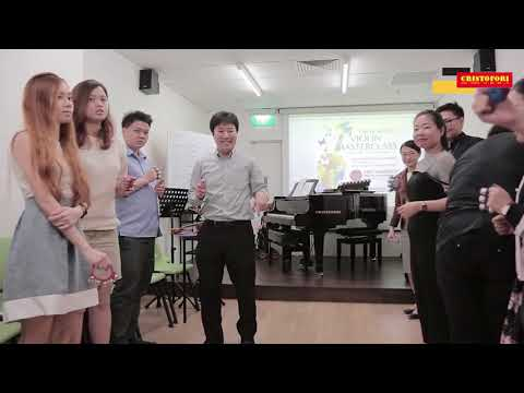The Holistic Approach of Violin Teaching and Learning by Dr Taichi Akutsu (Highlights)