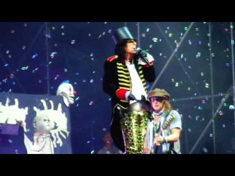Alice Cooper - Schools out live at FEZEN Hungary 2017