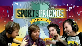 SPORTSFRIENDS! The Hat Films Joust!