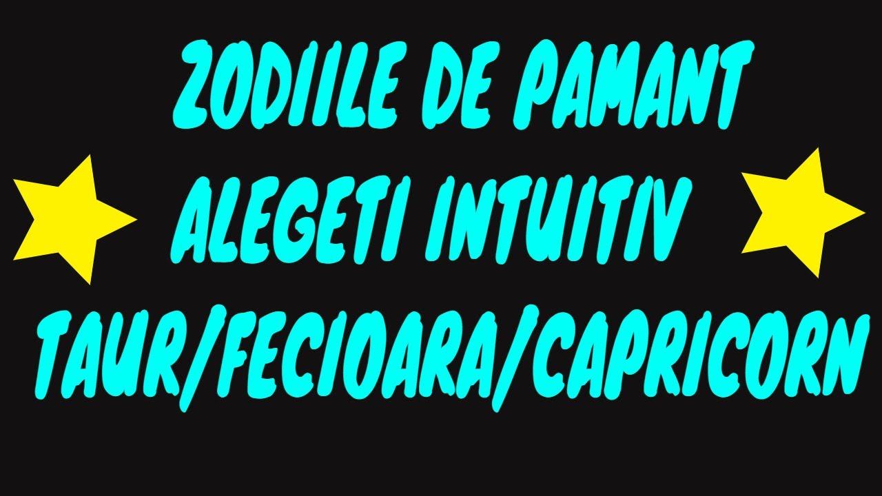 ?Horoscop 07-13 DECEMBRIE-2020/Zodiile de Pamant/Taur/Fecioara/Capricorn/Tarot+Oracol ?