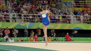 Eythora Thorsdottir 2016 Olympics AA FX
