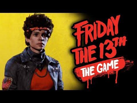 FRIDAY THE 13th - PROBANDO A FOX LA NUEVA SUPERVIVIENTE - VIERNES 13 GAMEPLAY ESPAÑOL