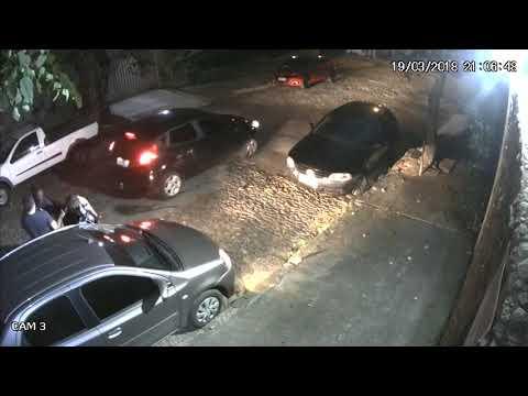 Motorista de carro particular é assaltado no Barroca em Belo Horizonte