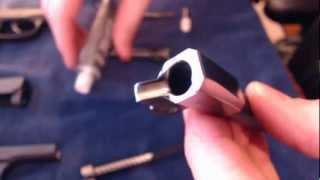 Polishing your feed ramp - pistol